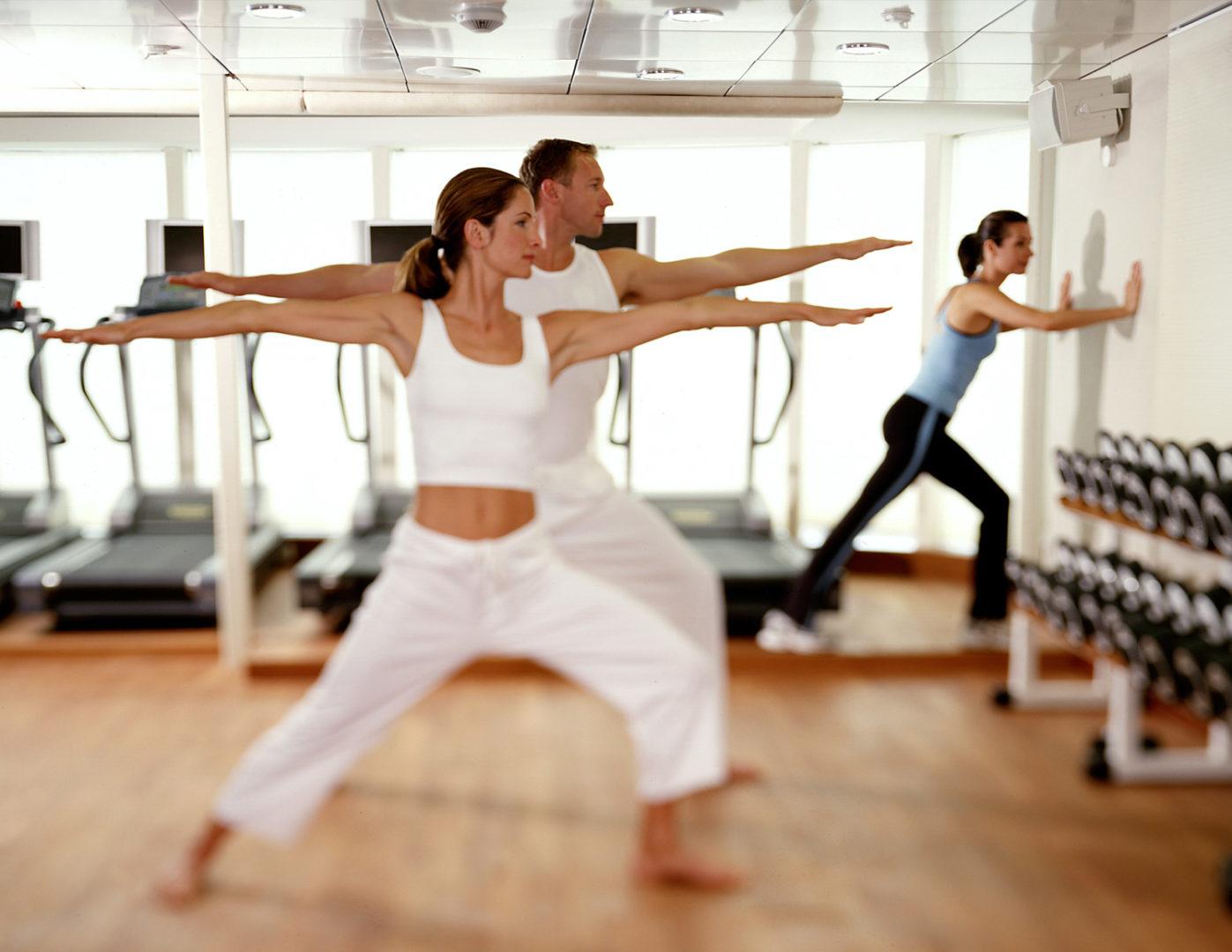 День фитнеса