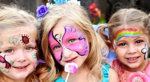 Детский аквагрим на праздник