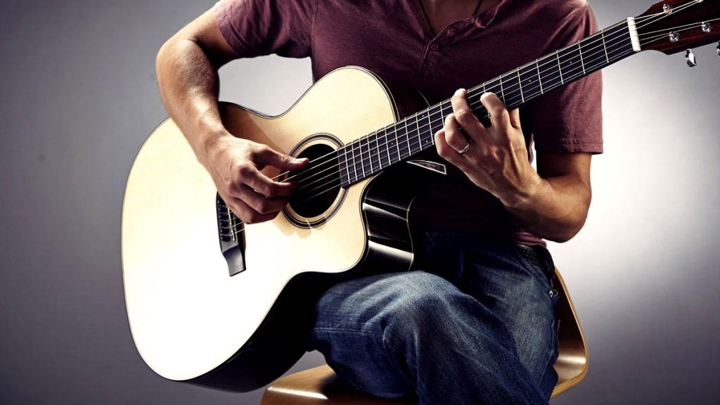 Любителю гитары
