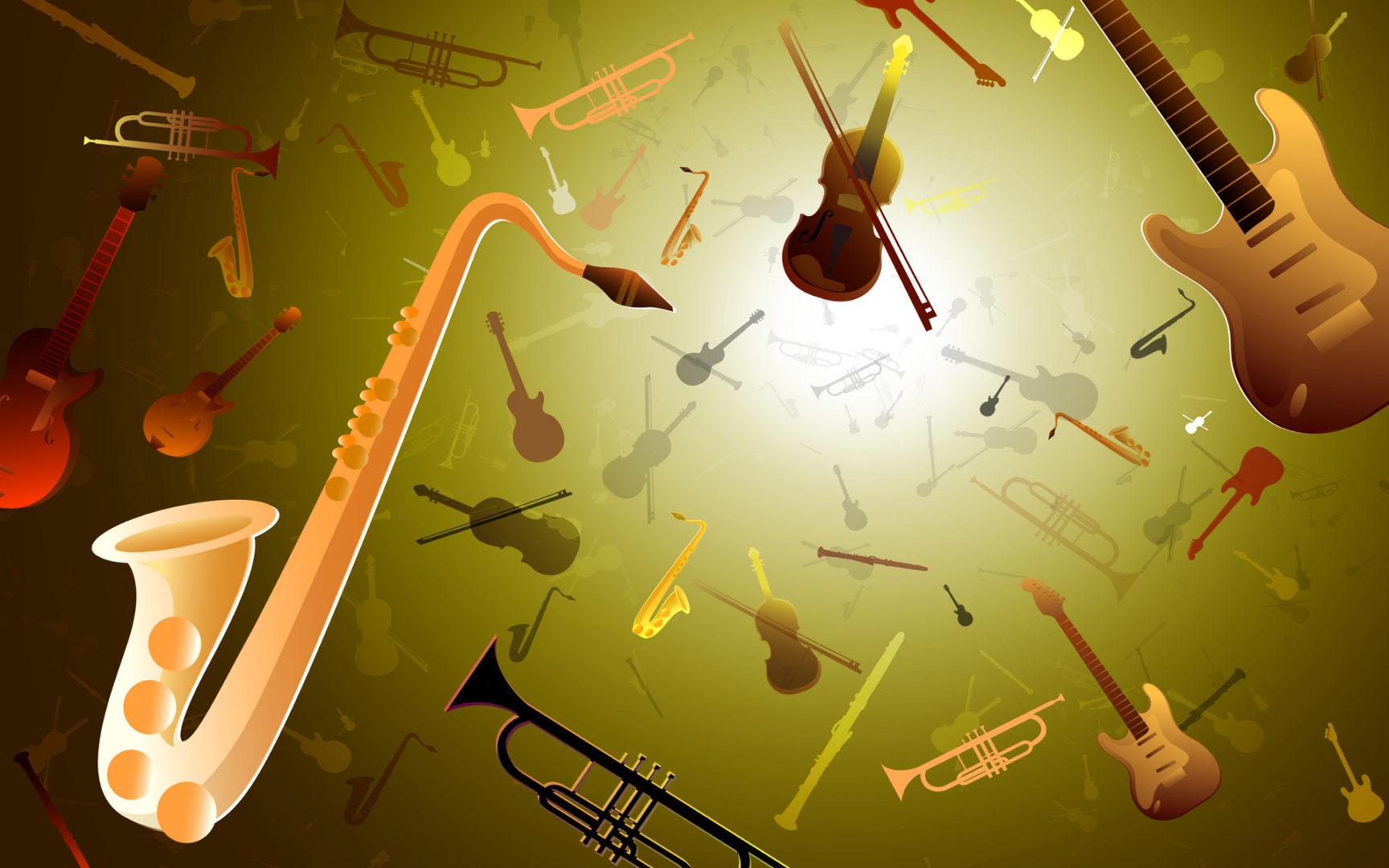 Мастер-класс по игре на музыкальных инструментах