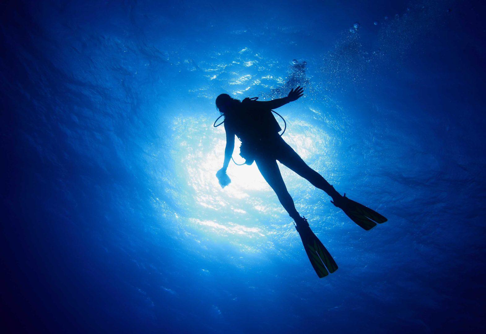 Подводные ощущения