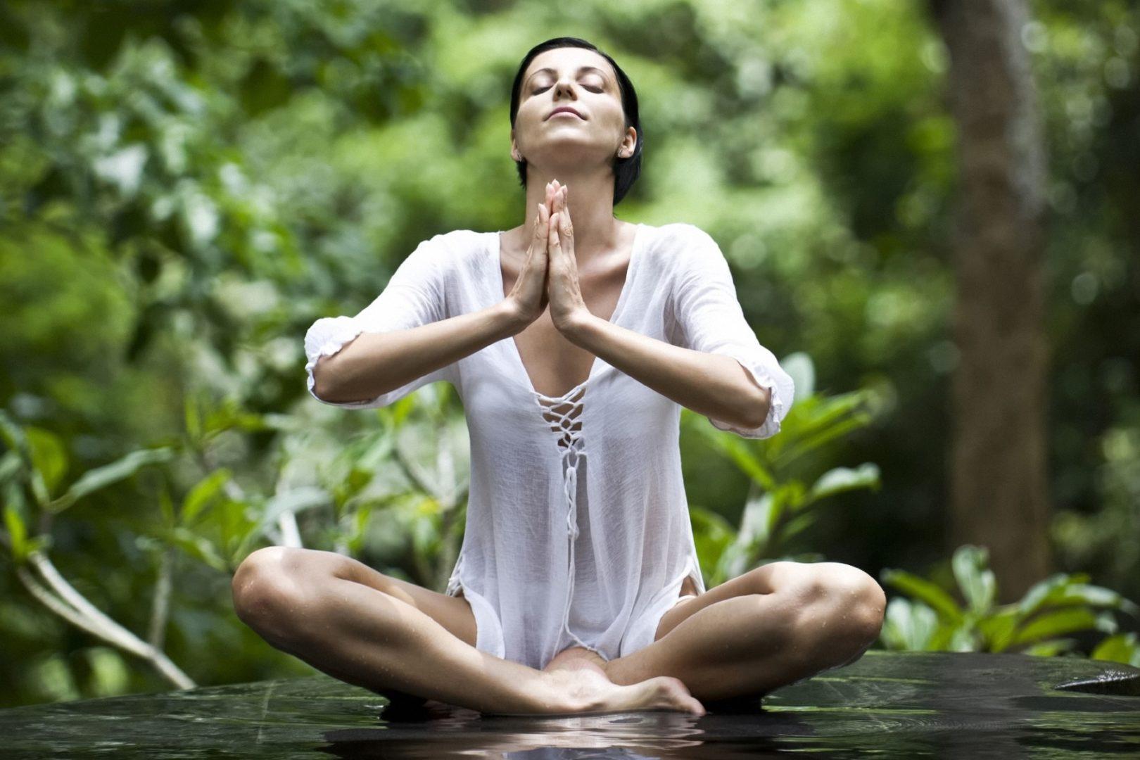 Погружение в йогу