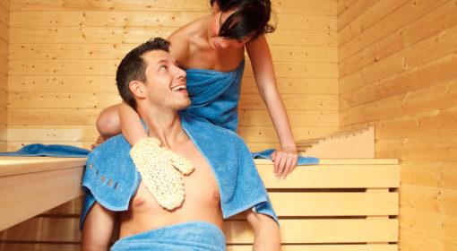 Русская баня для двоих