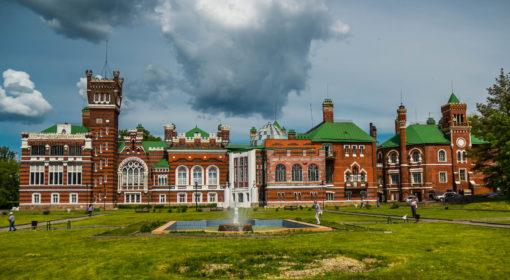 Экскурсия к шерементьевскому замку