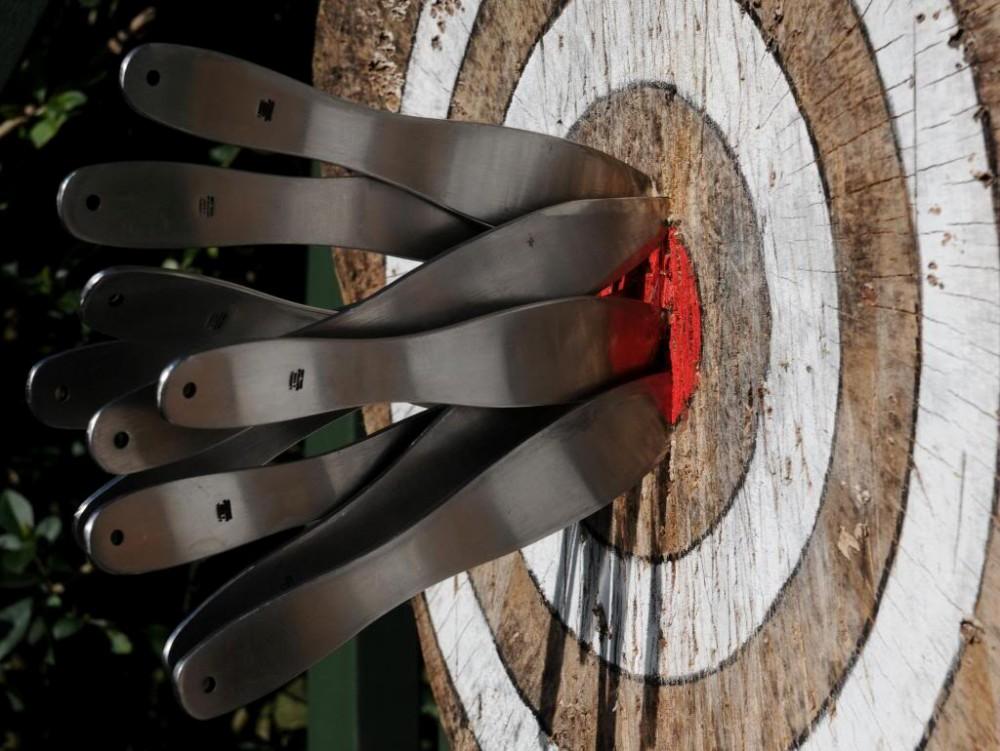 Школа метания ножей