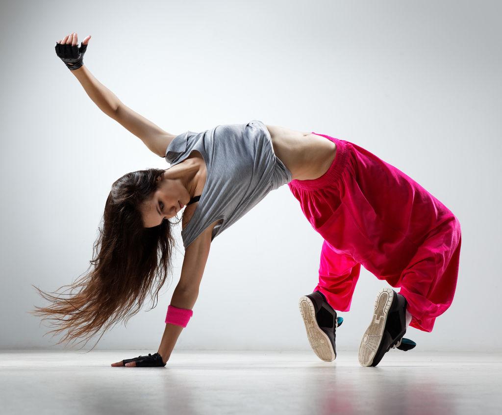 Танцевальное занятие
