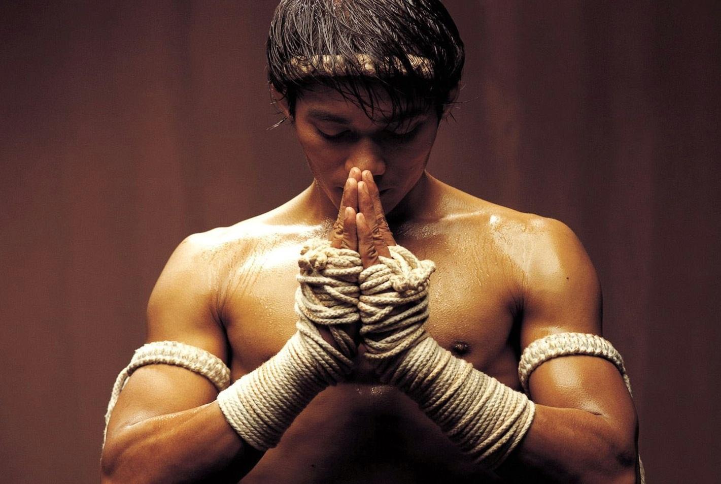 Урок тайского бокса