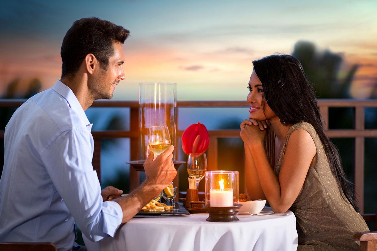 Ужин для влюбленных